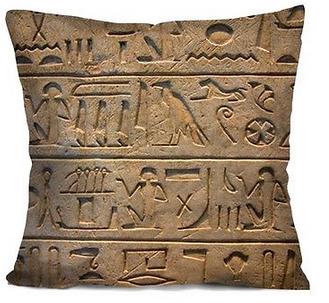 cuscino egiziano loasidimartaemanu