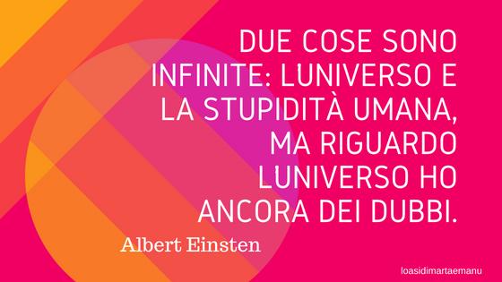 26 Agosto 2018 Einstein